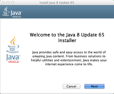 Knowledge Base How Do I Install Java On A Mac